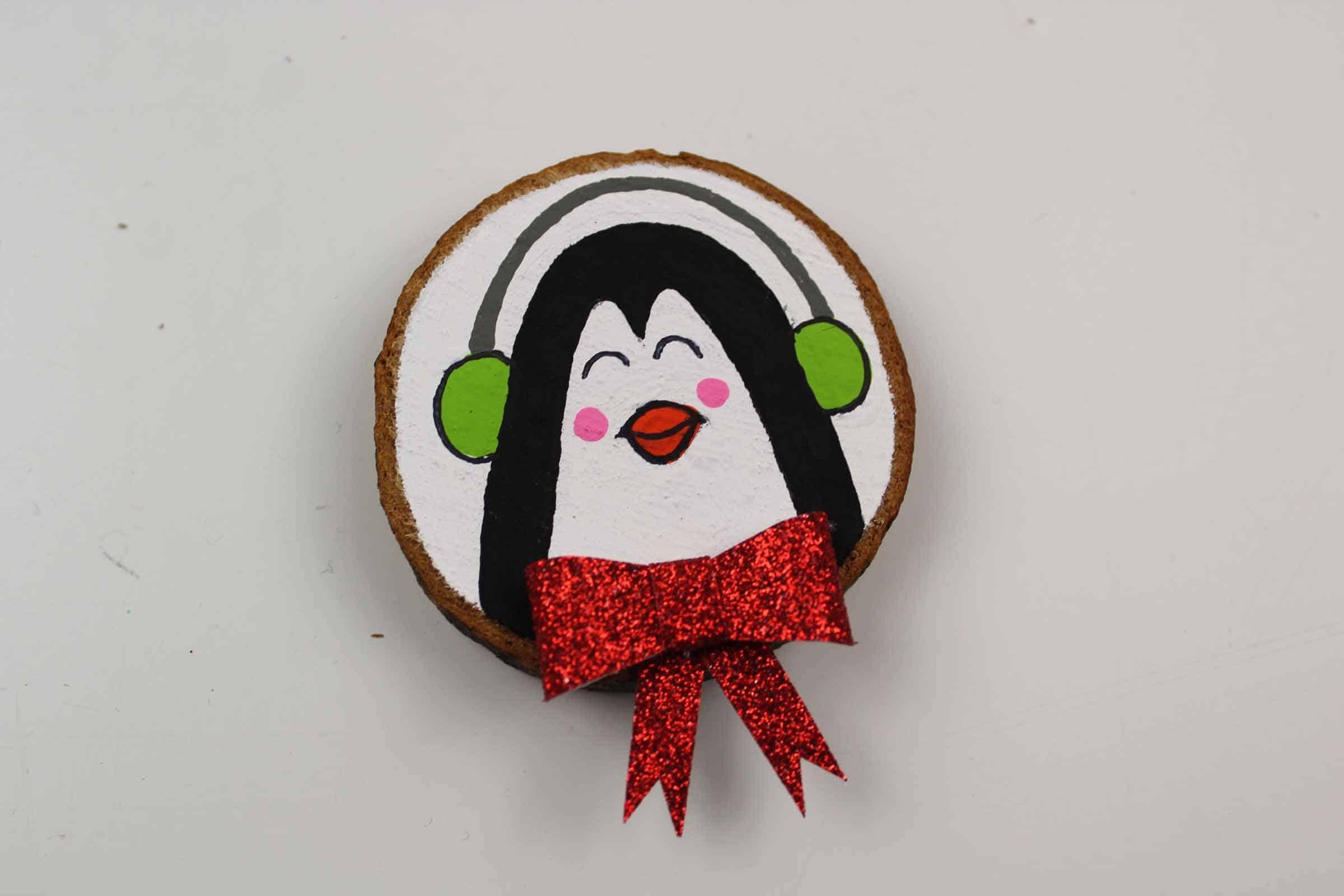 DIY Penguin Craft