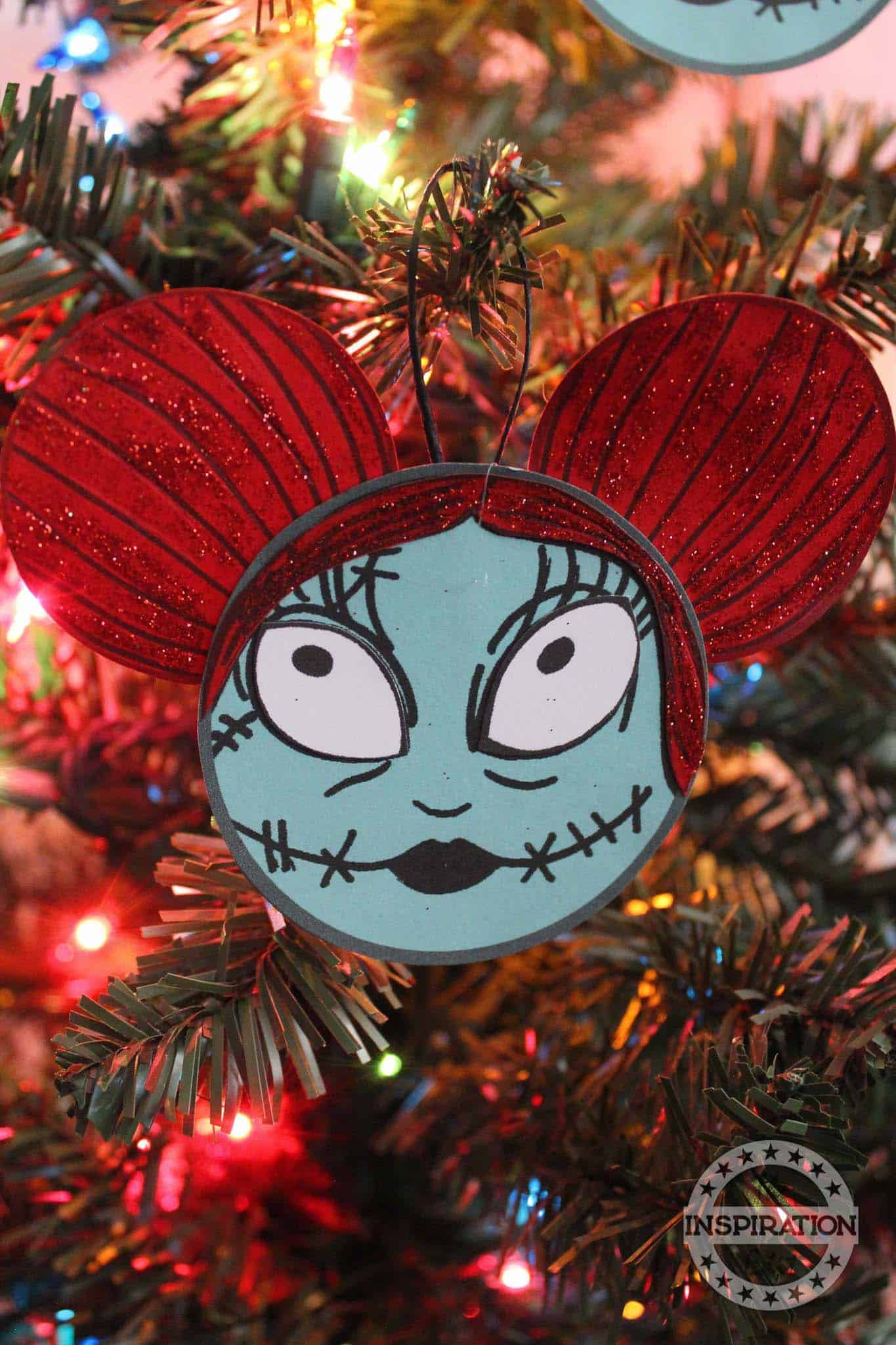 The Nightmare Before Christmas Sally Ornament The Inspiration Edit