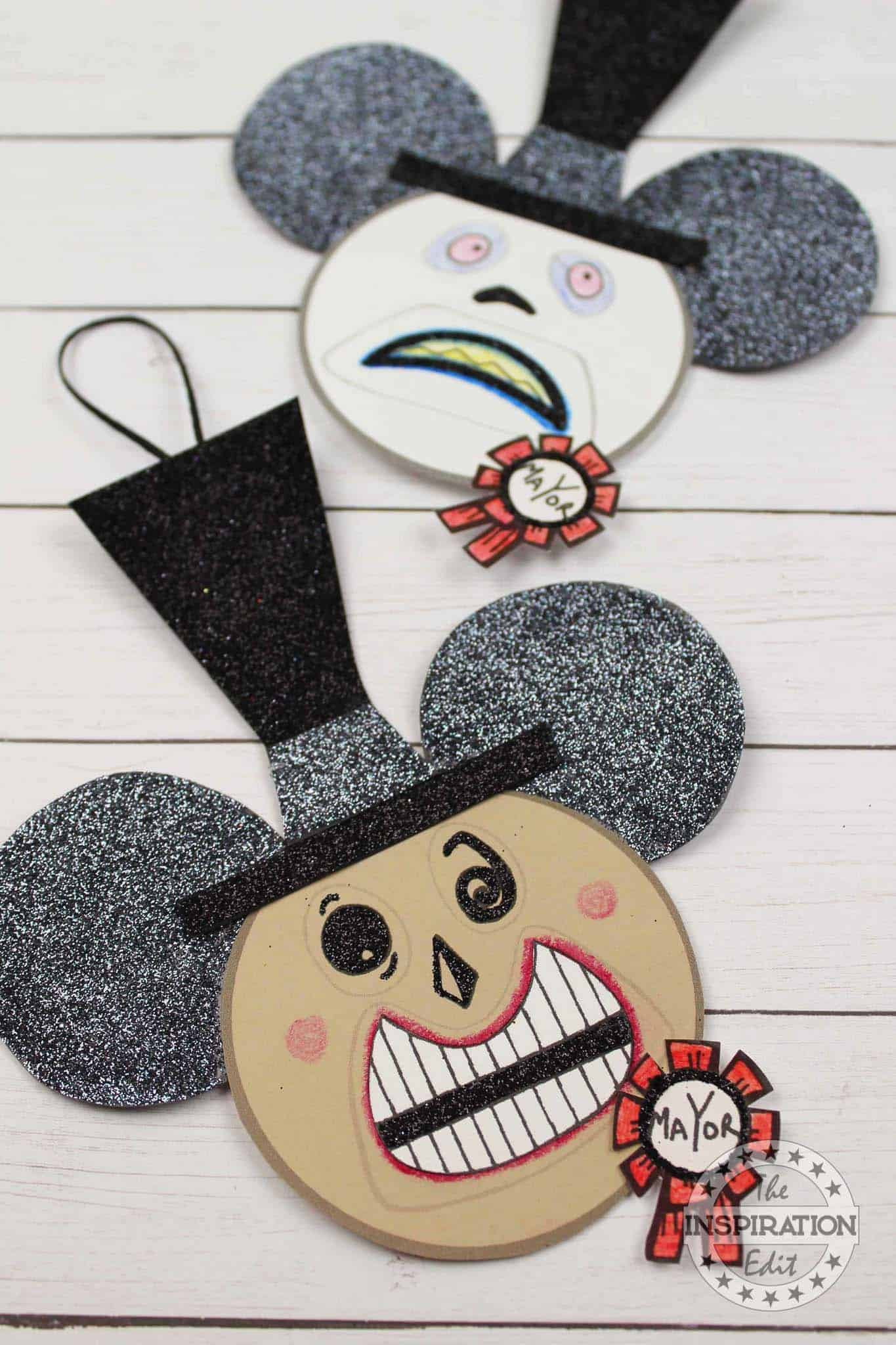 The Nightmare Before Christmas Diy Crafts The Mayor The Inspiration Edit