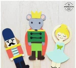 the nutcracker craft for kids