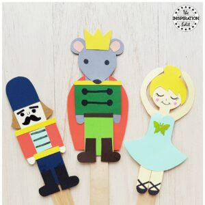 the nutcracker craft for kids
