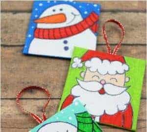 Christmas Character Craft
