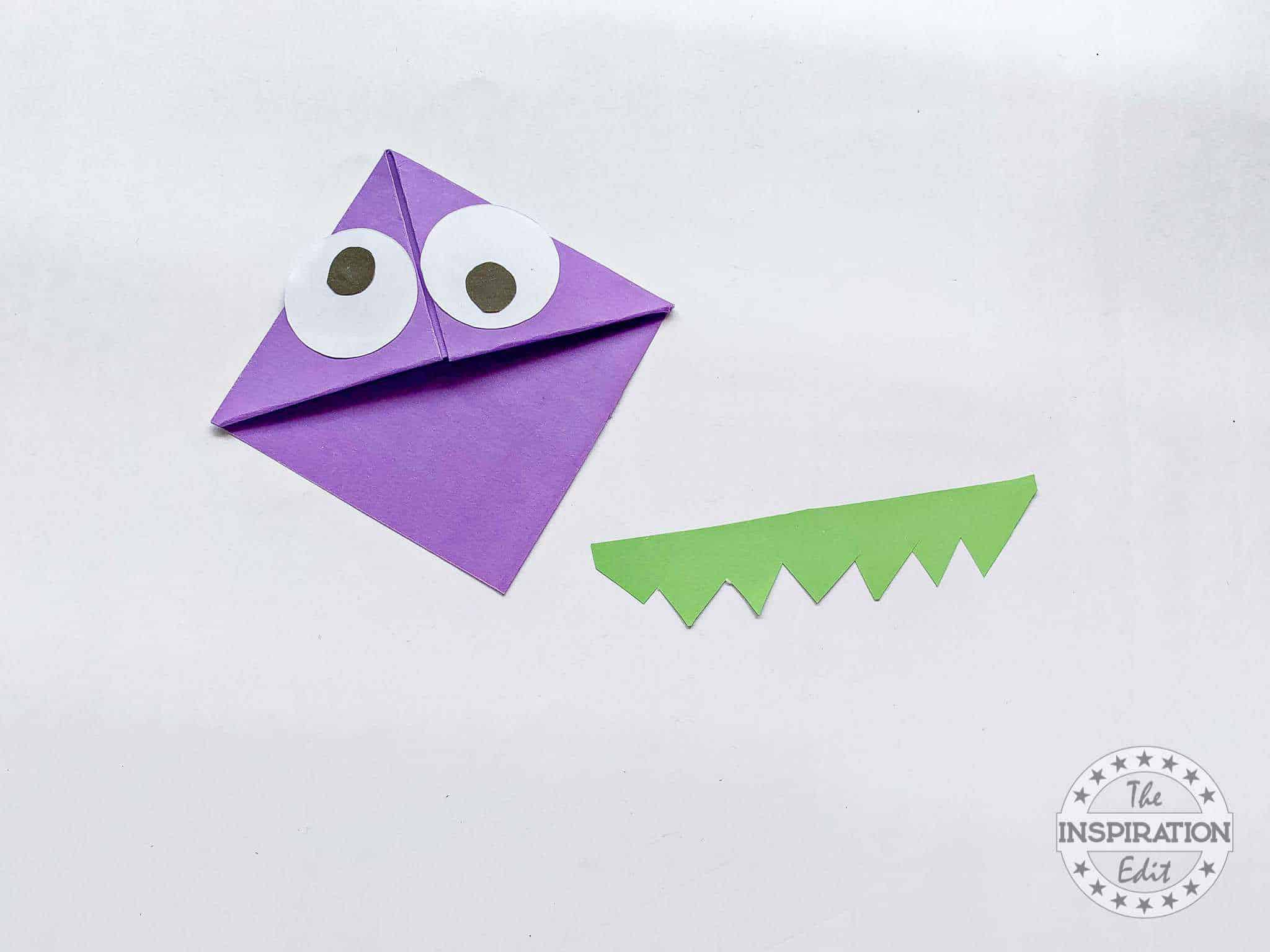 How to fold an Origami Tooth / Molar origami - YouTube | Origami | 1536x2048