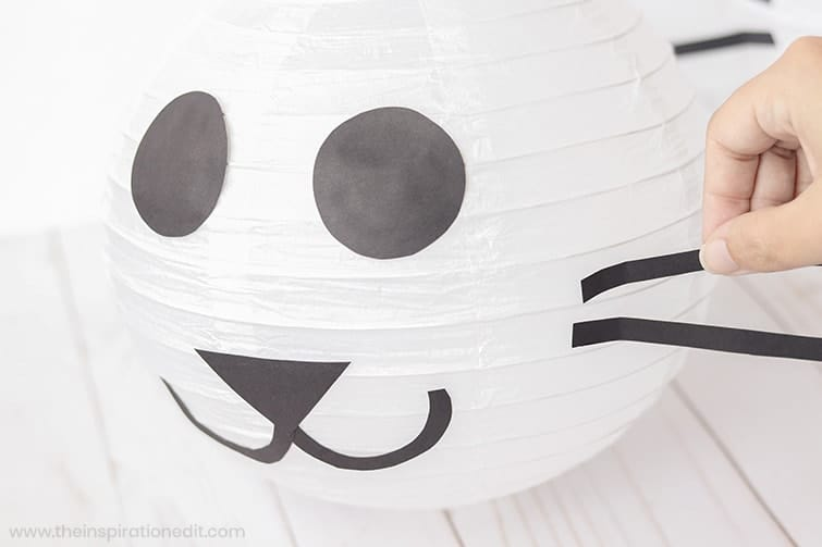 Paper Cat mask | 503x755