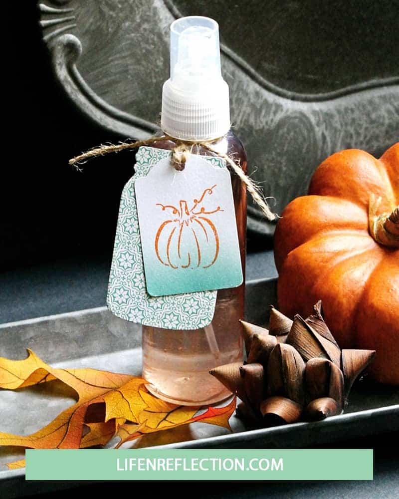 lifenreflection_pumpkin spice linen spray 2