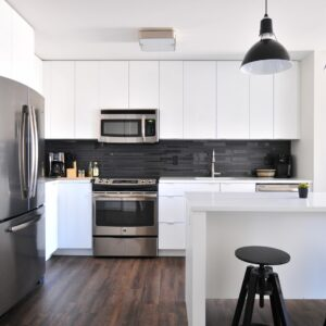 kitchen doors for a new home owner