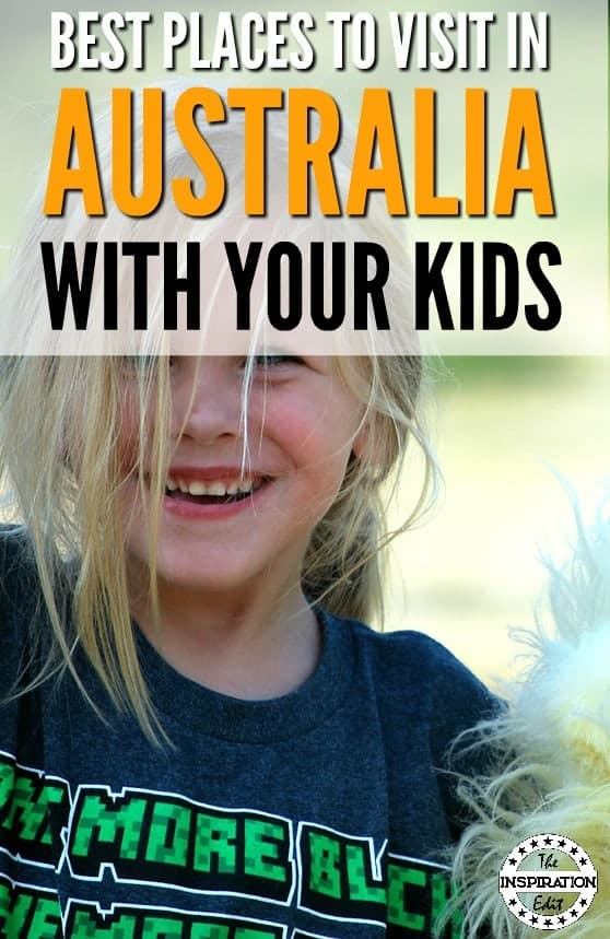 best places to visit in australia with kids