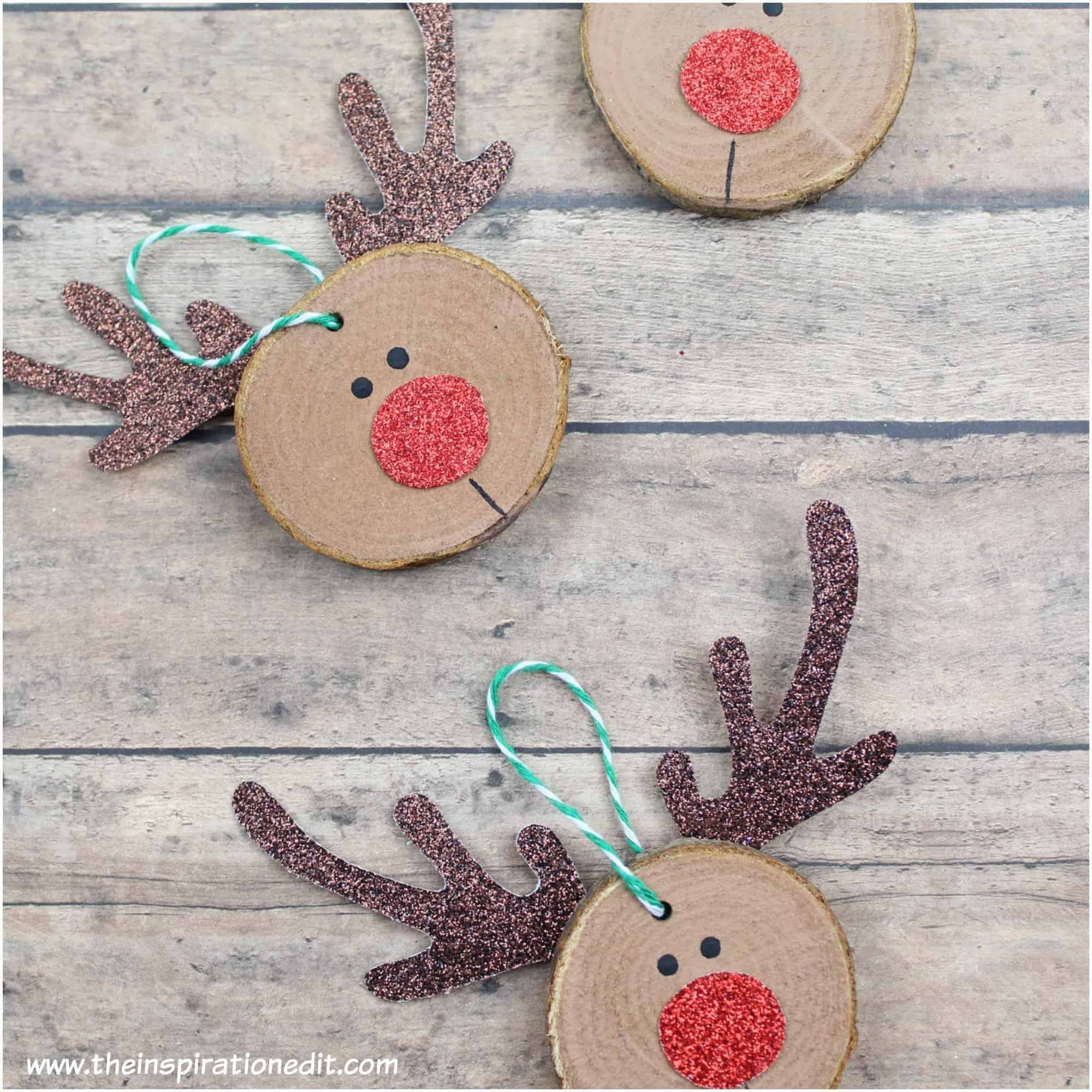 Rudolf Christmas Craft