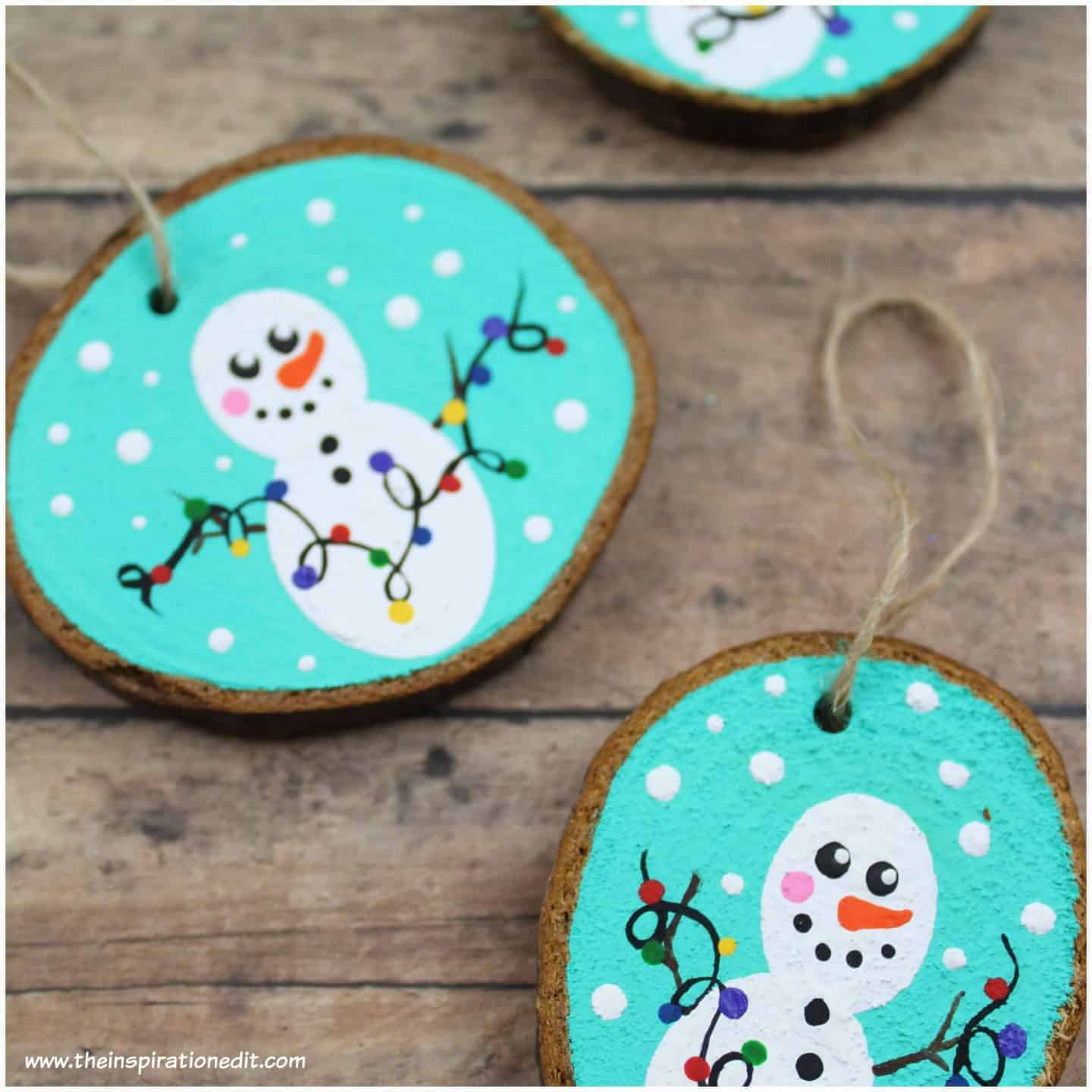 Diy Christmas Decorations Ornaments You Will Love The Inspiration Edit