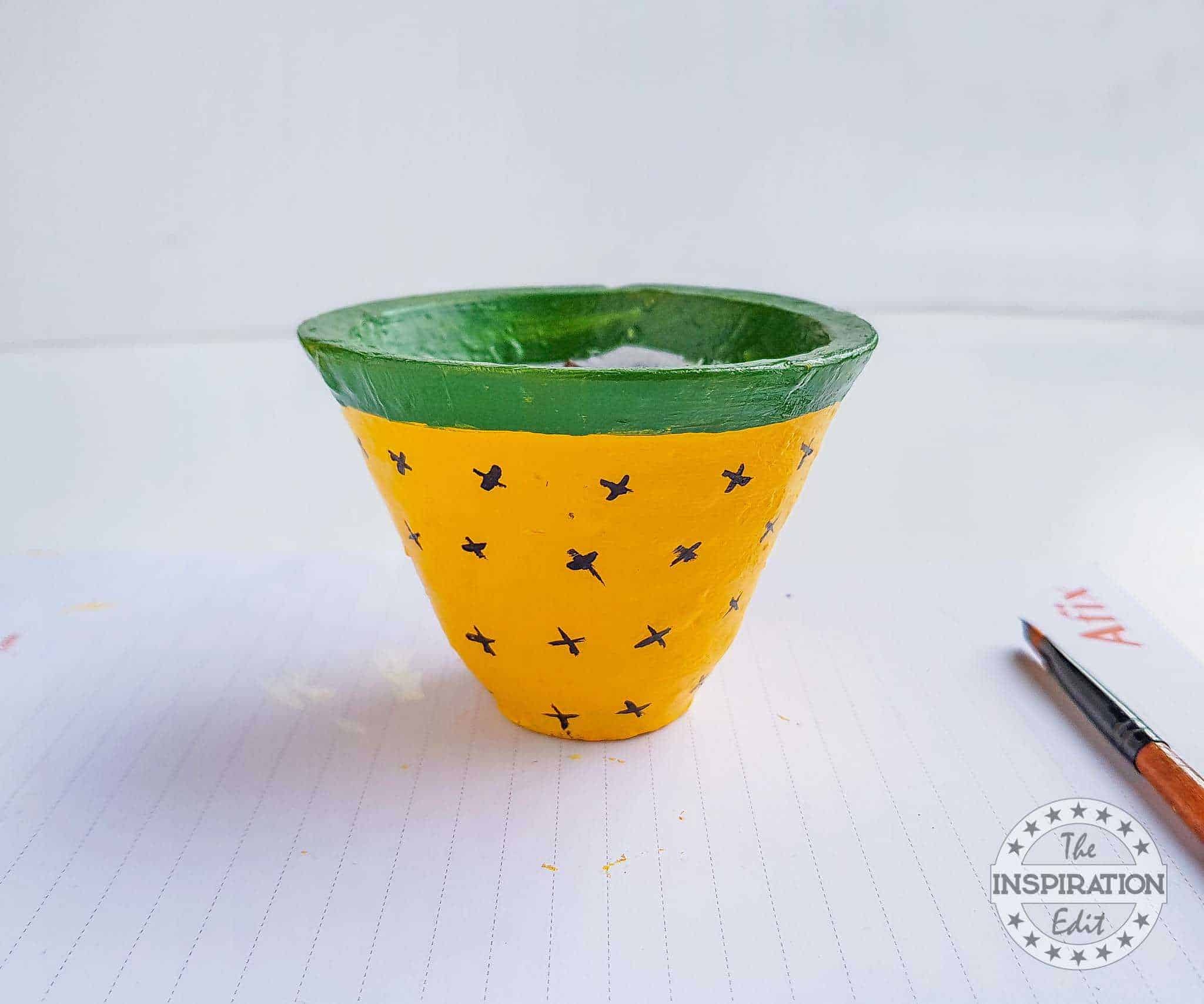 Pineapple Vase Planter