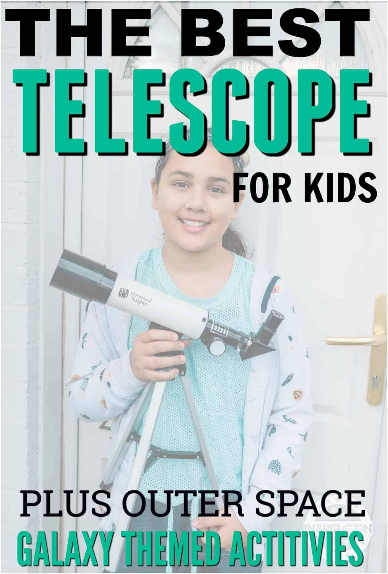the best telescope for kids