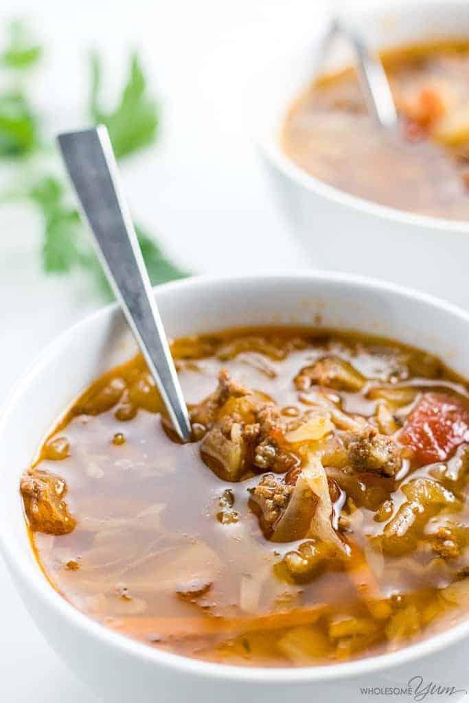 ground beef instant pot recipe