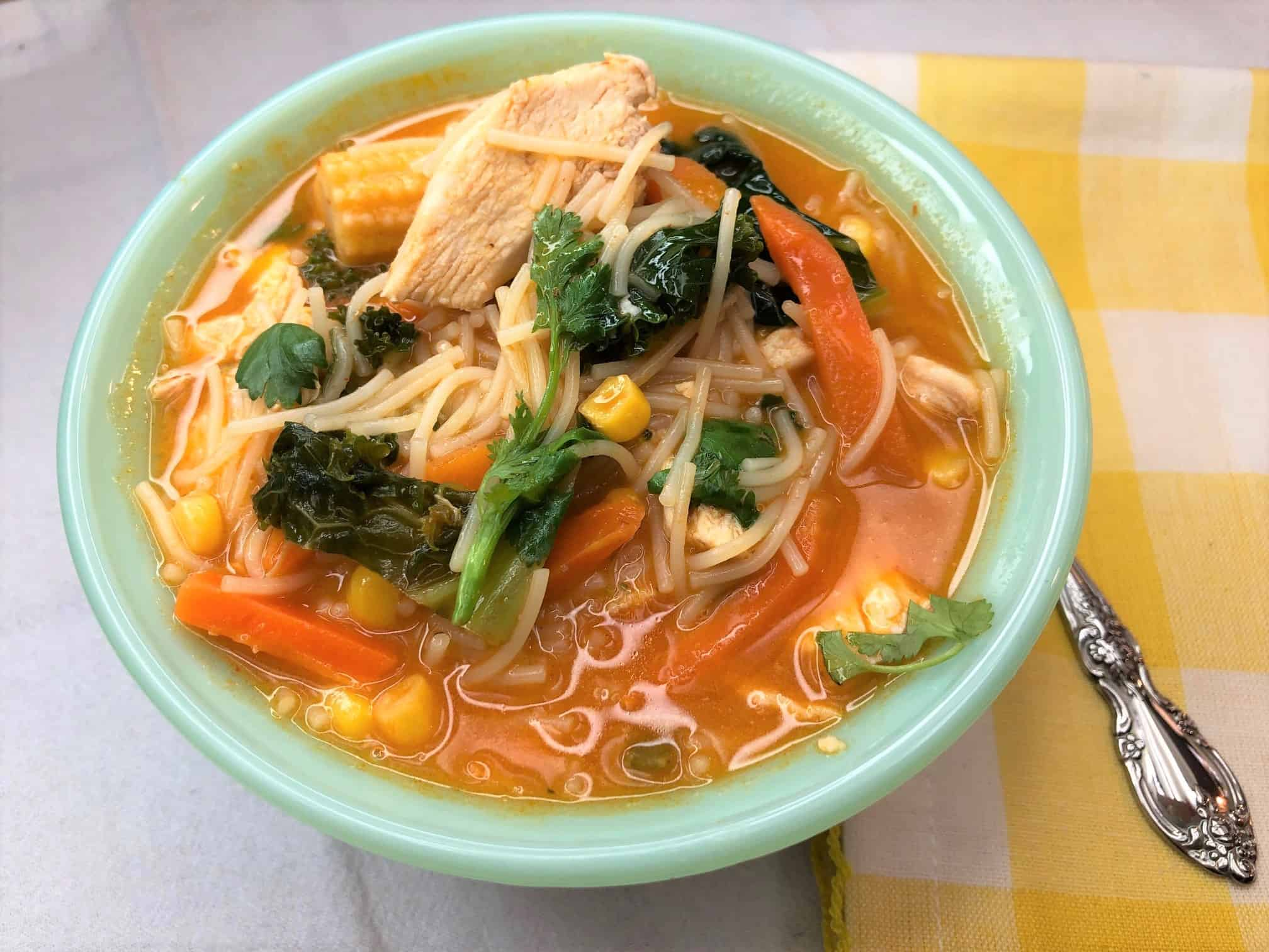 weight watchers thai chicken