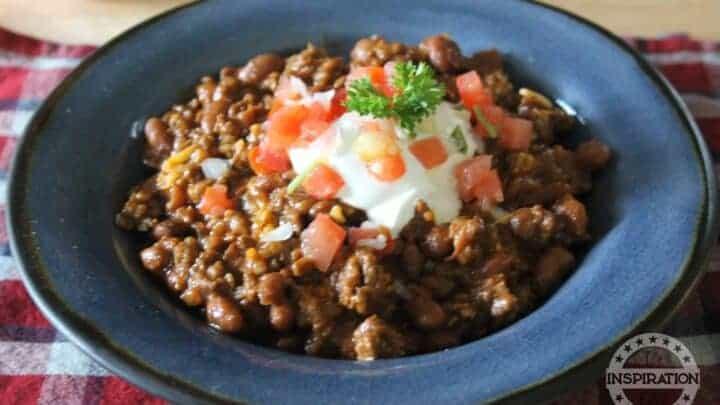 instant pot cowboy beans recipe