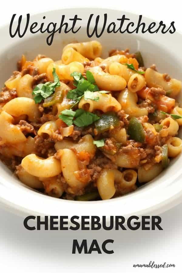Weight-Watchers-Cheeseburger-Mac