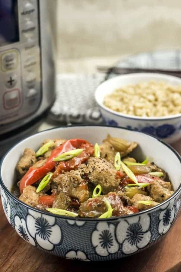 black pepper chicken weight watchers recipe