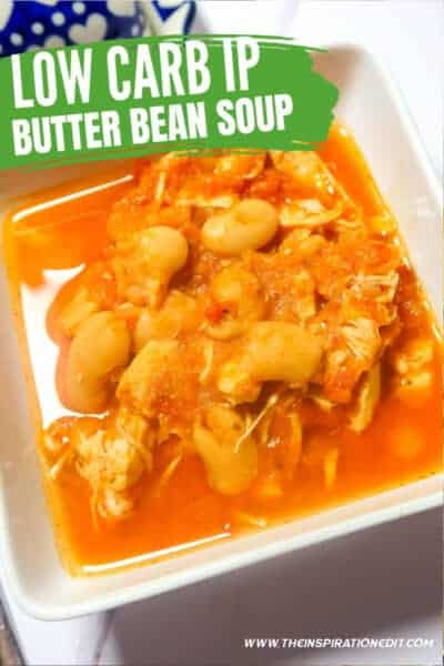 butter bean soup