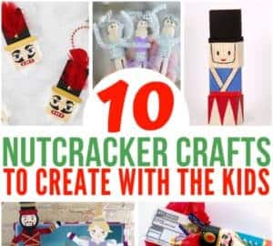 the nutcracker crafts for kids