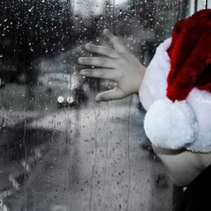depressed at christmas