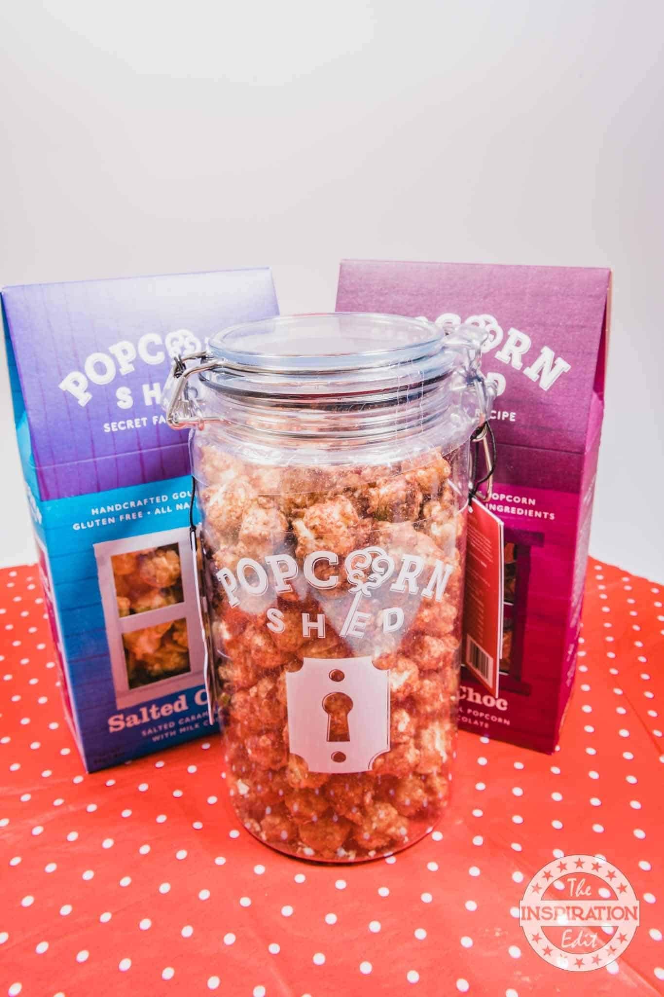 Popcorn Shed Valentines Popcorn