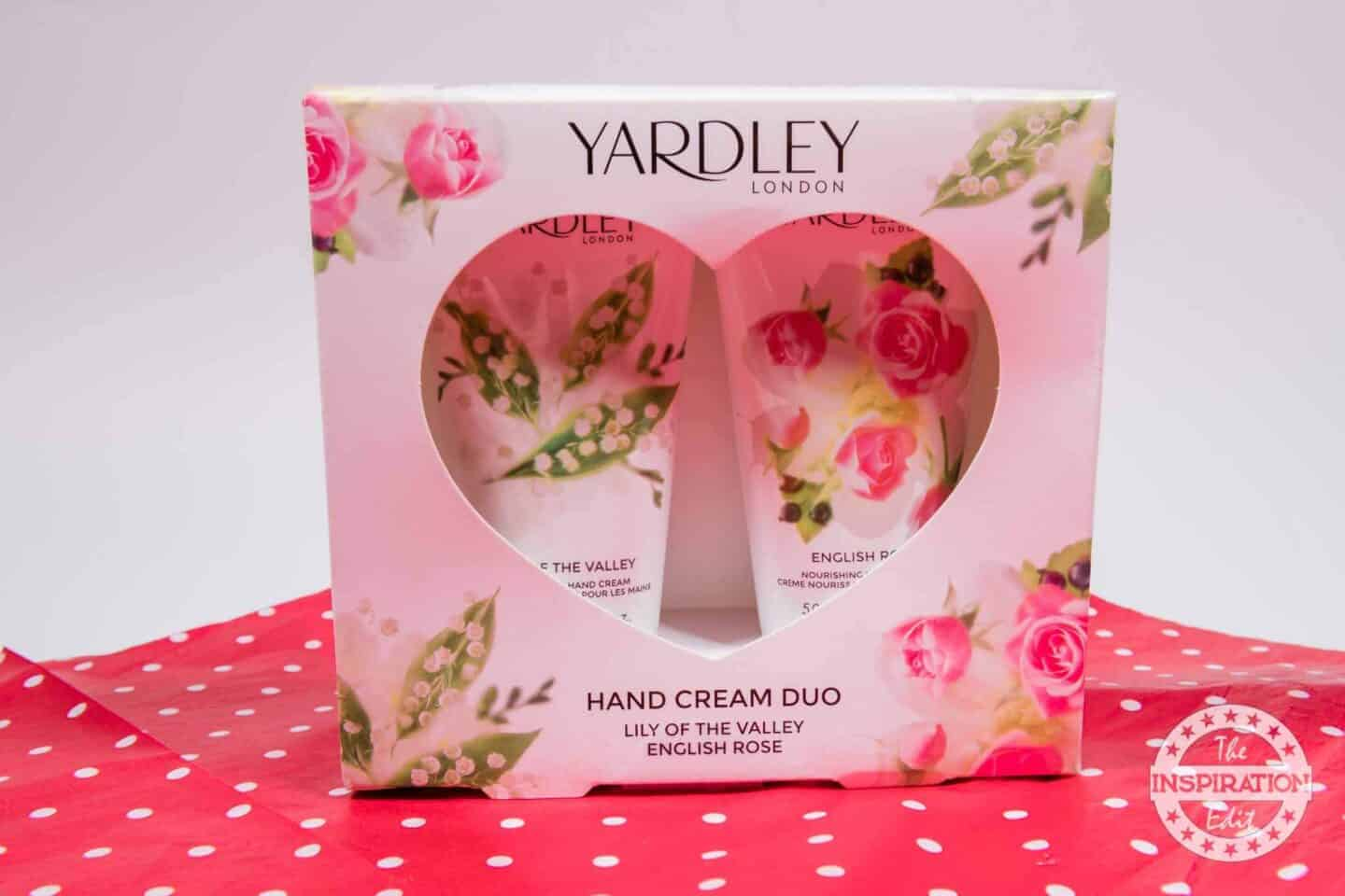 Yardley London Valentines Gift Guide
