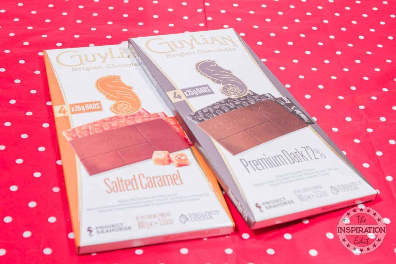 guylian chocolate for valentines day