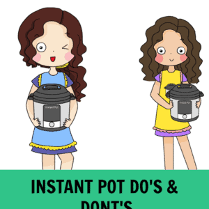 tips and tricks for the instant pot