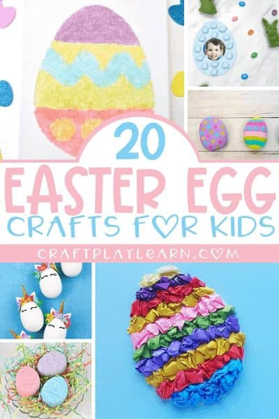 Easter Egg Crafts for kids