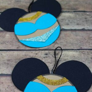 Princess Jasmine Ornament Disney Ornament