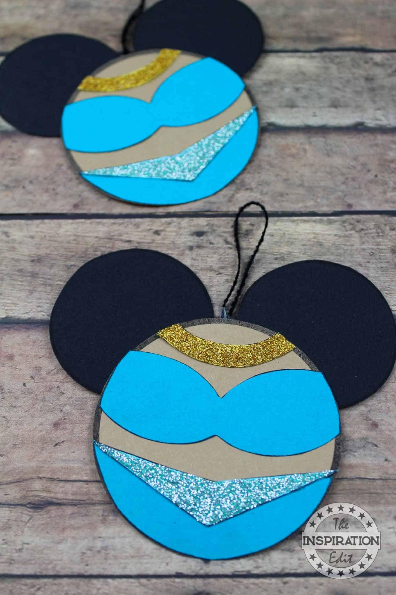 Princess Jasmine Ornament Disney Ornament