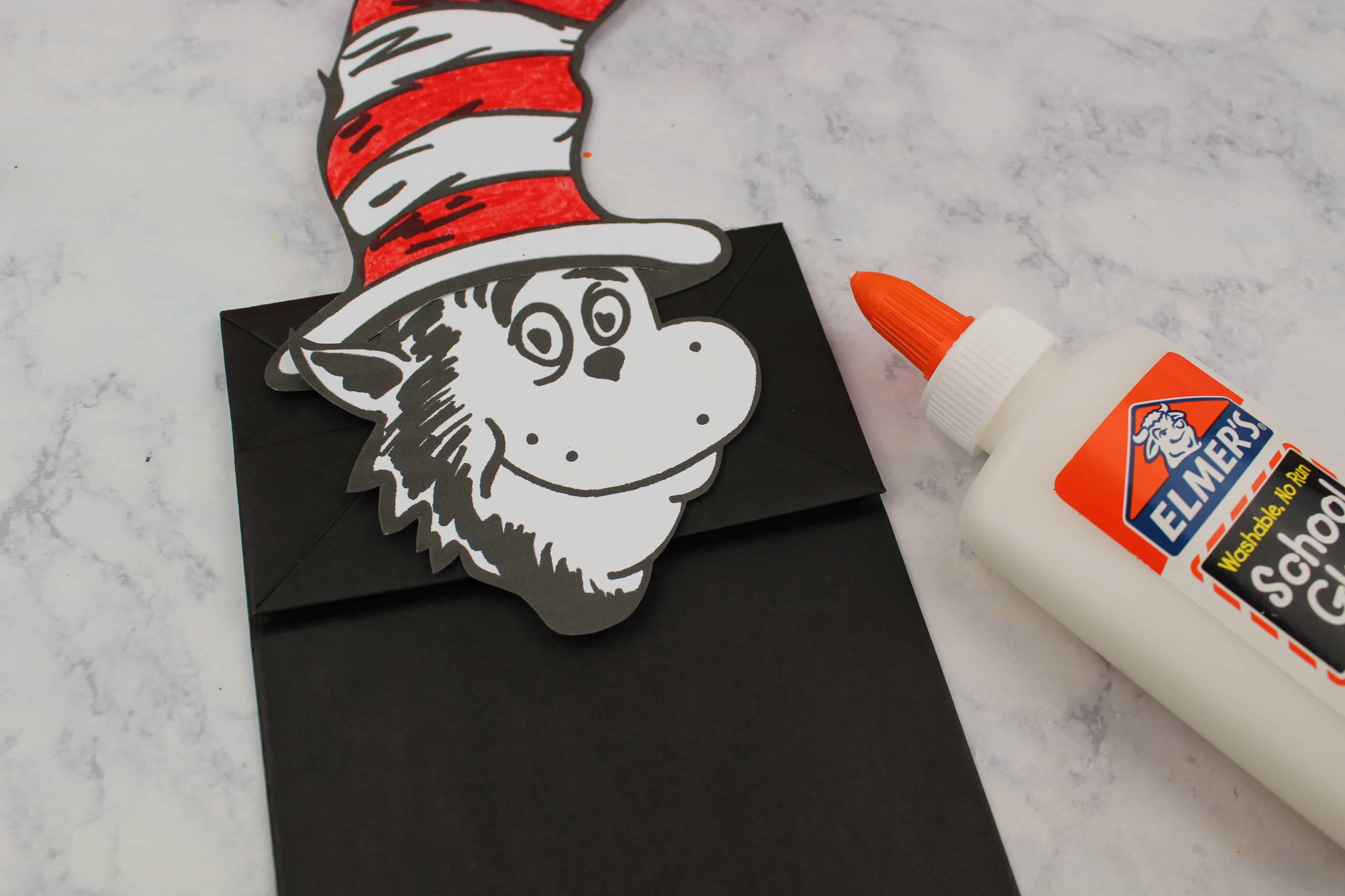 dr seuss puppet craft