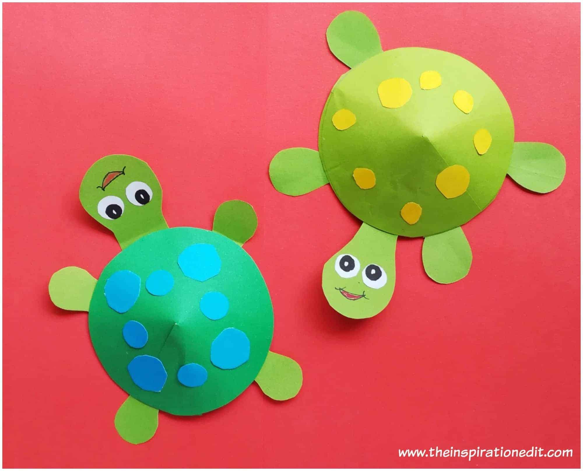 paper turtle final
