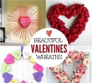 valentines wreaths
