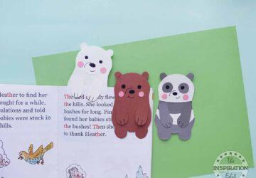 we bare bears three craft