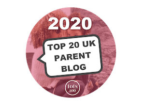 TOP 20 PARENT BLOGS 2020