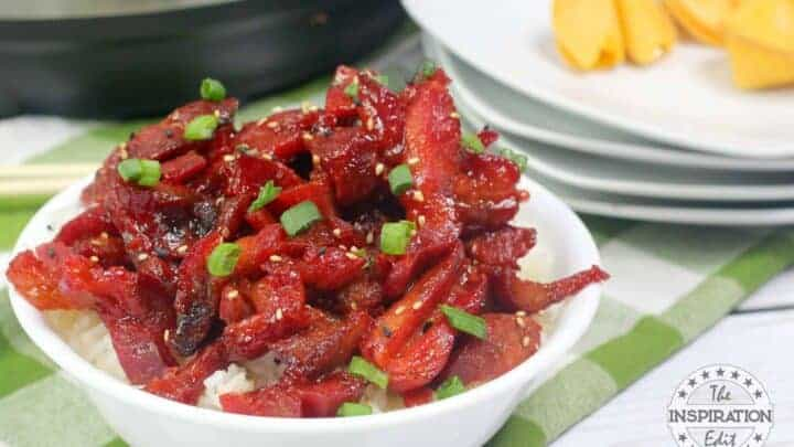 chinese pork instant pot recipe