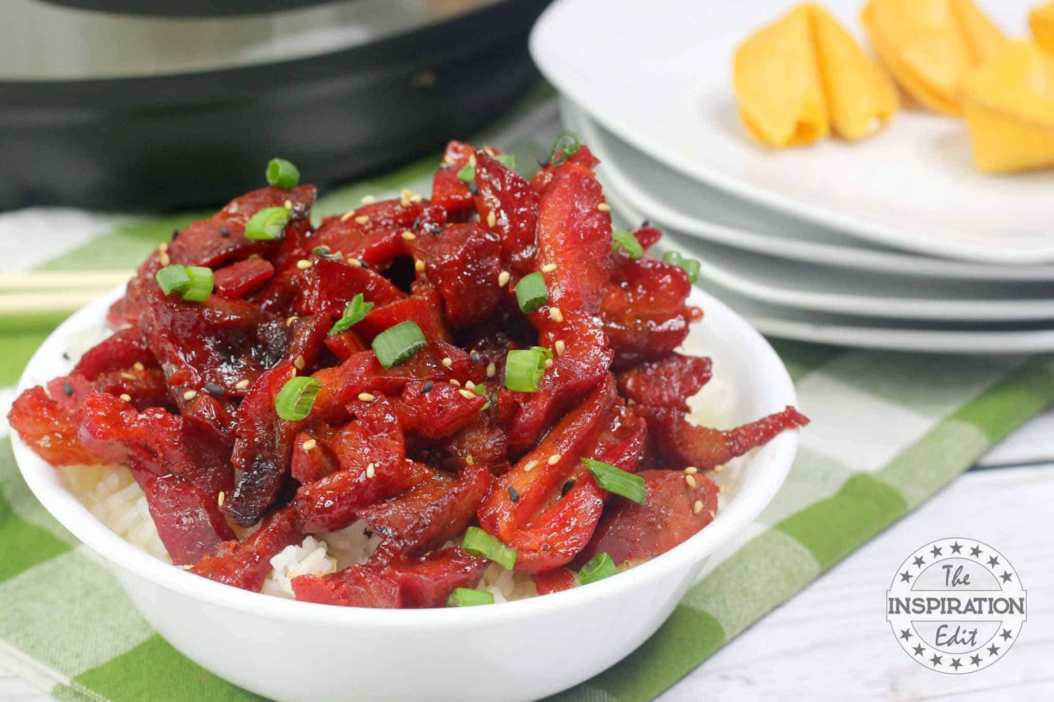 Instant Pot Chinese Pork