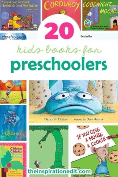 best books for preschool kids