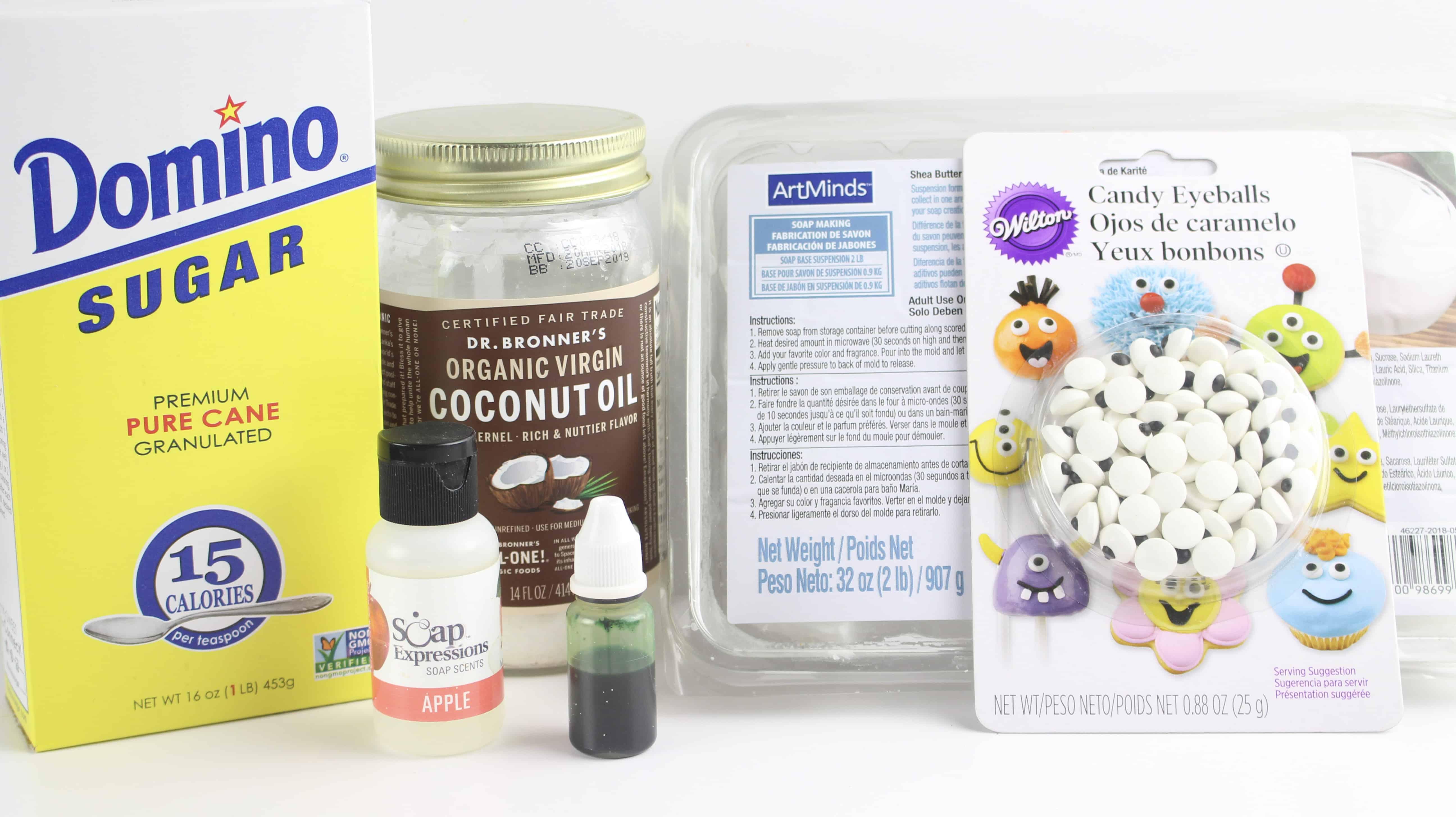 Sugar Scrub Supplies