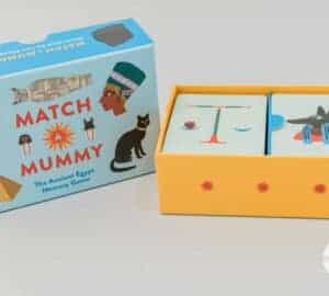 mummy memory game