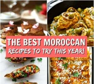 Moroccan recipes to try