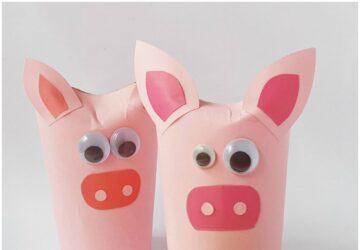 Three Little Pigs Craft