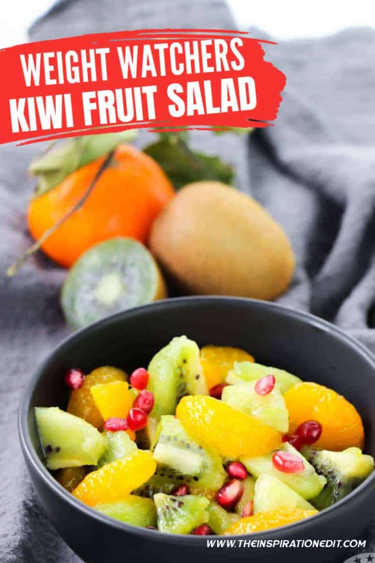 kiwi fruit salad