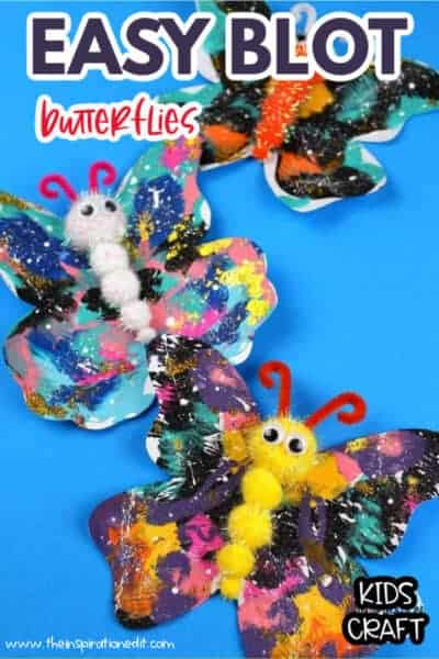 butterfly craft for kids