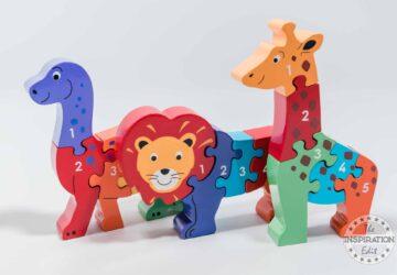 Kade 5 Piece Jigsaw set