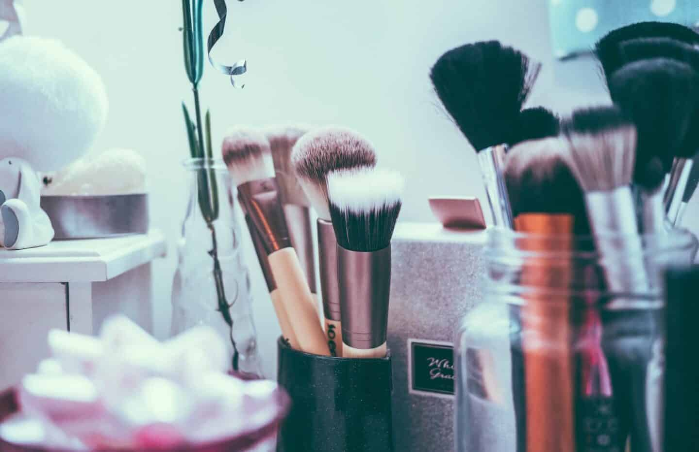Makeup and Beauty with age Regimen