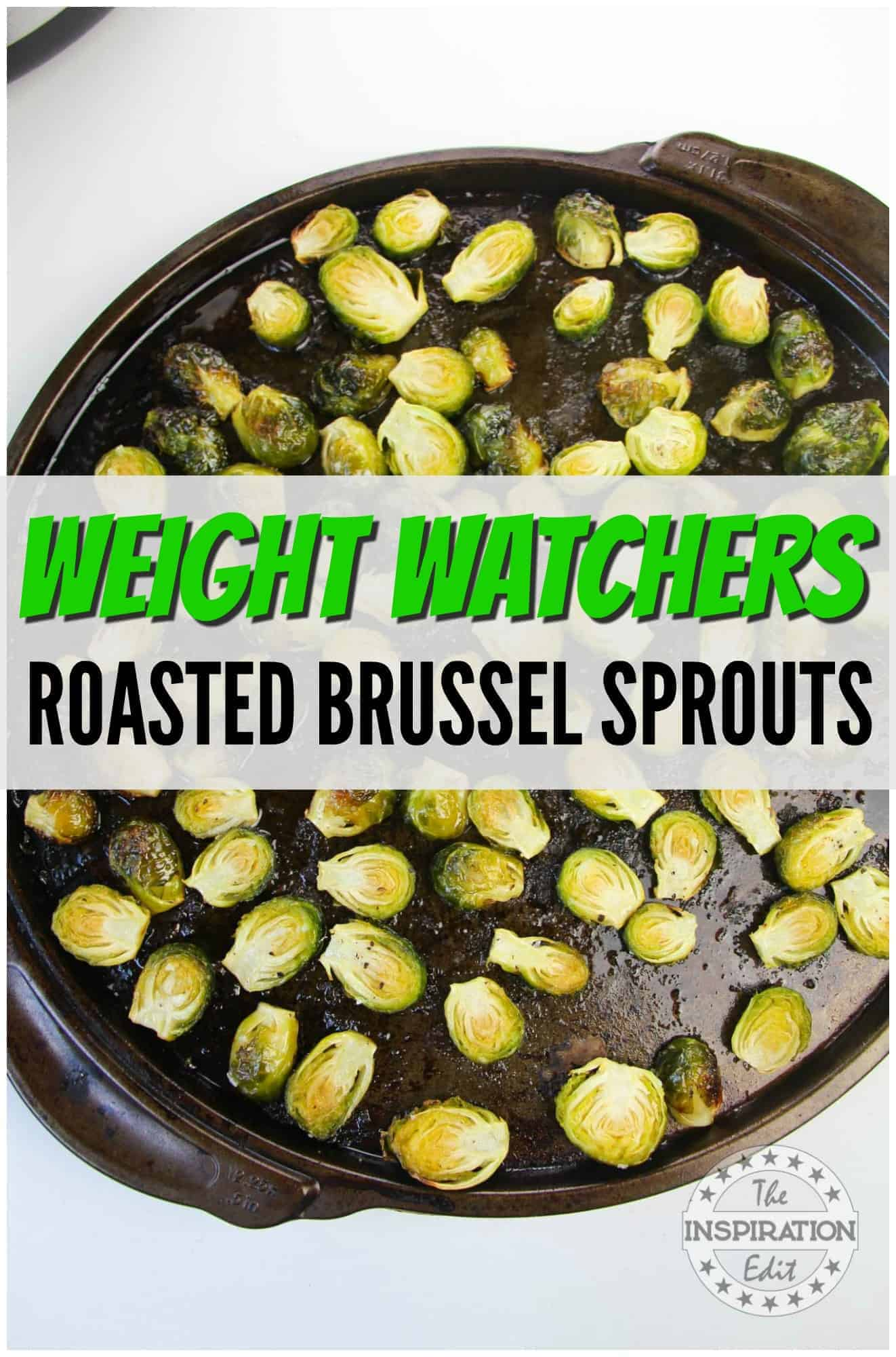 weight watchers brussel sprouts recipe