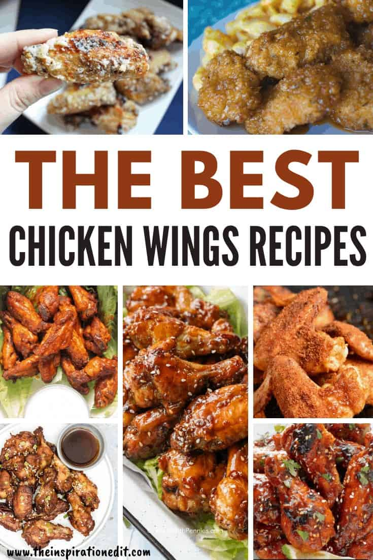The-Best-Chicken-Wings-Recipes