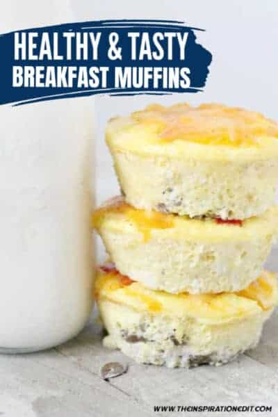 breakfast muffins keto friendly