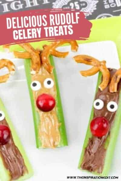 rudolf party food for your office christmas party